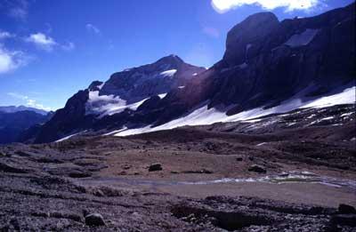 Cara norte de Monte Perdido, Ordesa