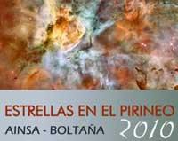 estrellas en el pirineo - Aínsa - Boltaña