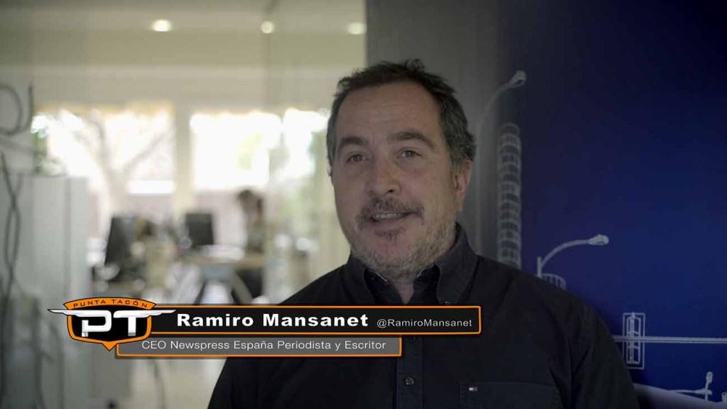 RAMIRO MANSANET - PUNTA TACON TV