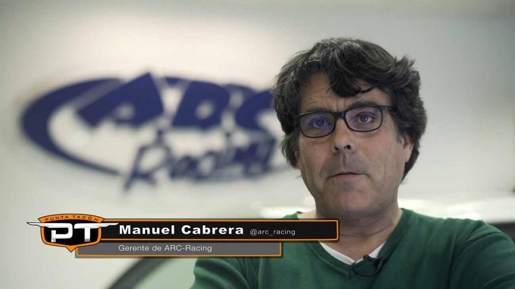 Manuel Cabrera (ARC Racing) - PUNTA TACON TV