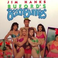 Buford's Beach Bunnies Horizontal Poster