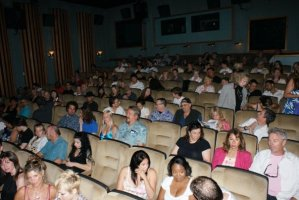 Premiere of The God Complex