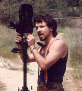 """Pirro shooting """"Curse of the Queerwolf"""" in 1986"""