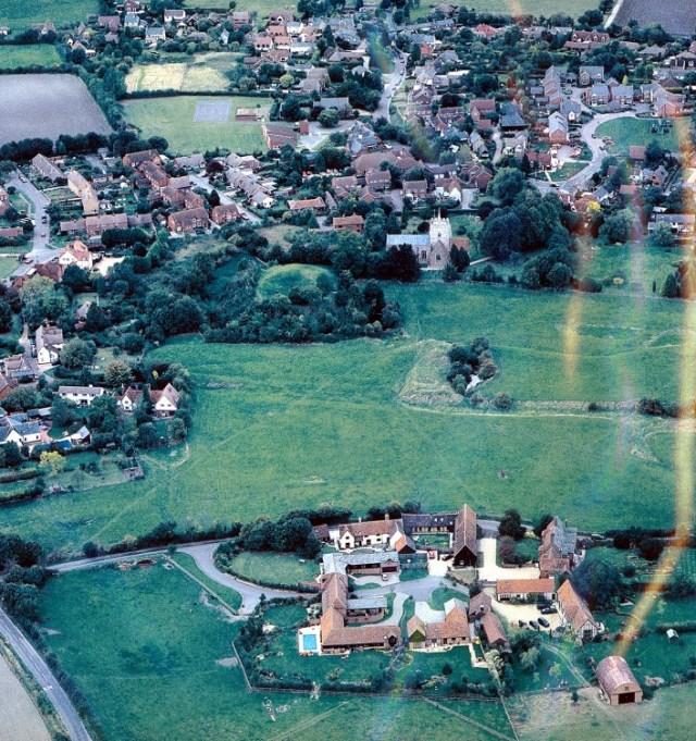 Aerial photo 2000