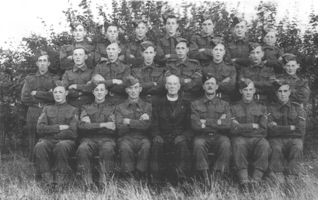 Pirton army cadets 1943