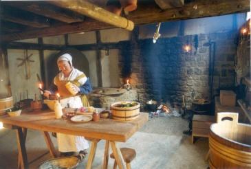 tudor cook