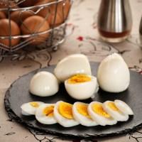 Huevos cocidos