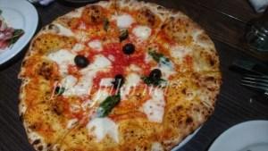 イタリアン、ピザ