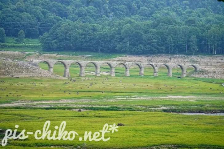 タシュウベツ川橋梁