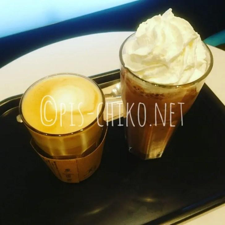 マックカフェの飲み物