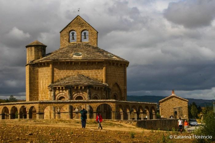 Caminho de Santiago - Igreja de Santa Maria de Eunate