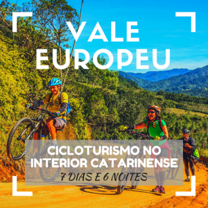cicloturismo no vale europeu