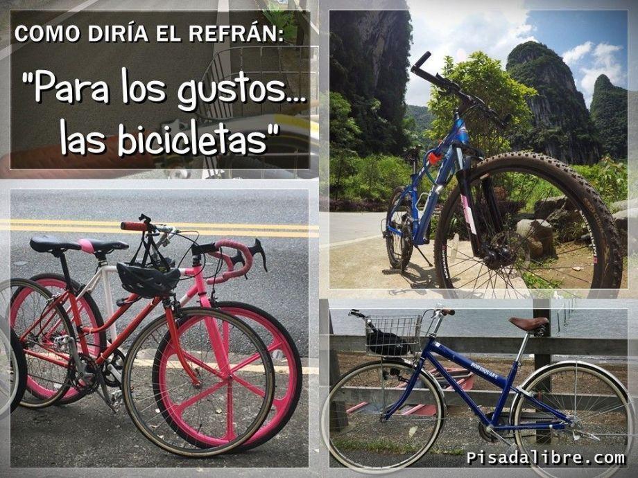 para los gustos las bikes_biciblog