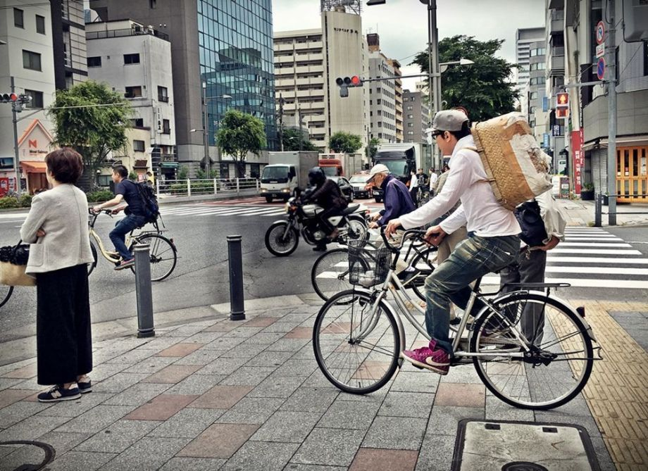 Bicicletas es transporte