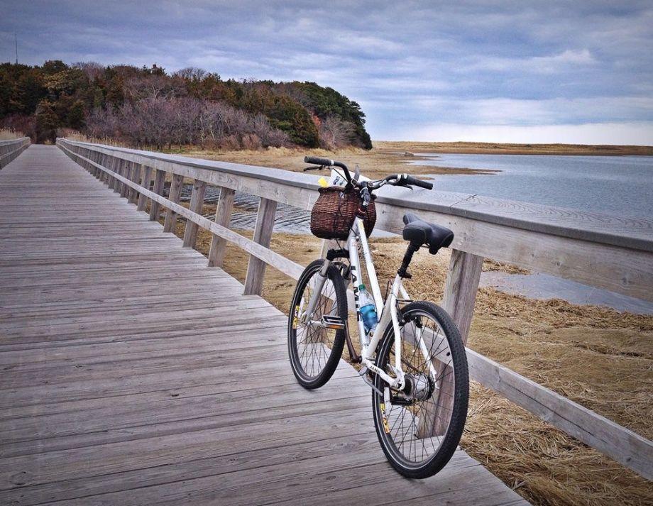 Bicicleta es eco-friendly
