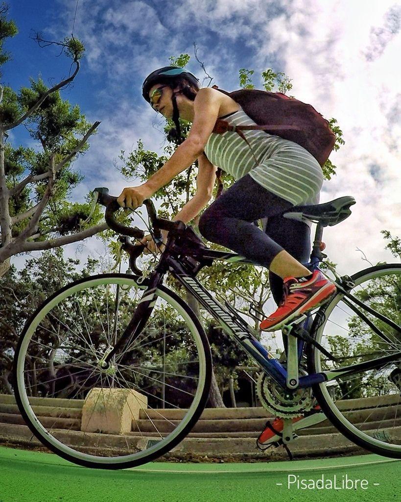 Bike to work, Puerto Rico