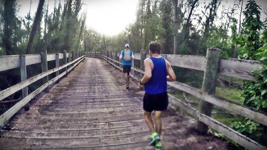 Running tablado Piñones
