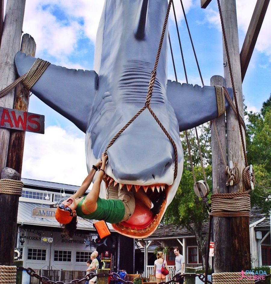 Jaws Universal Studios Orlando