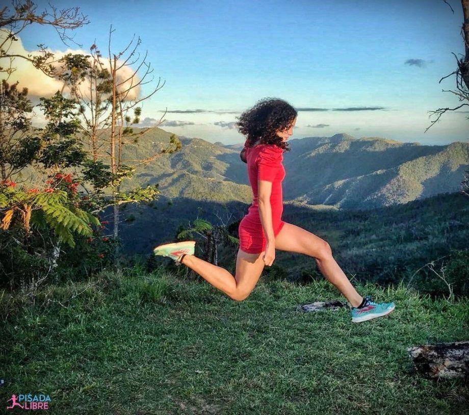 Menstruación y running