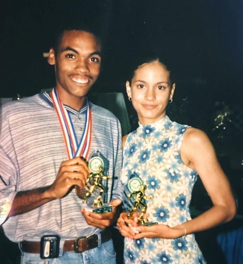 premiación de atletas de nuestro colegio