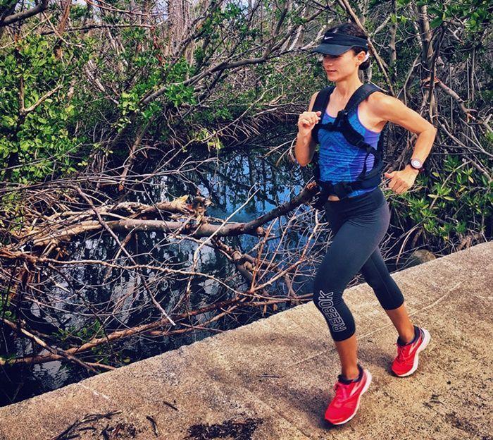 Running en naturaleza