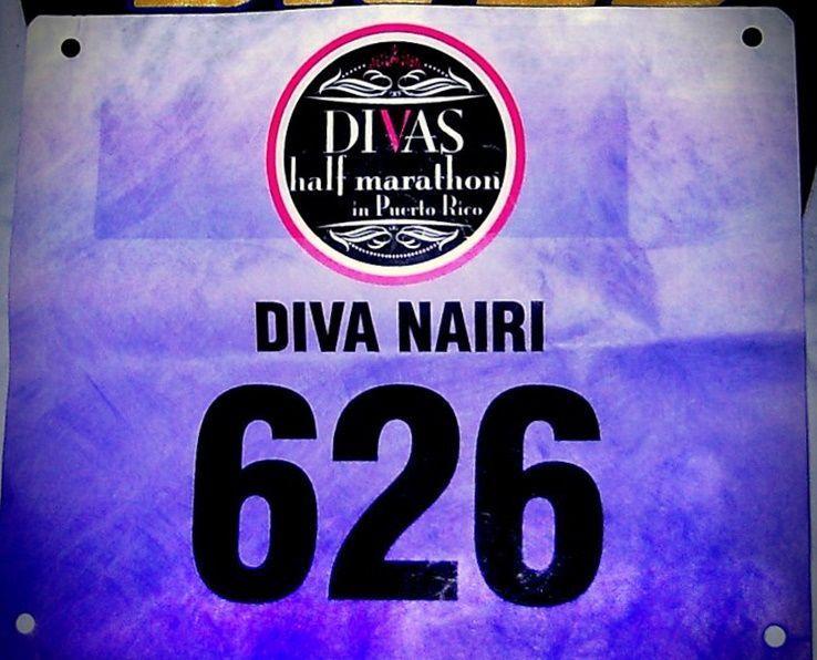 Divas Half Marathon 2011