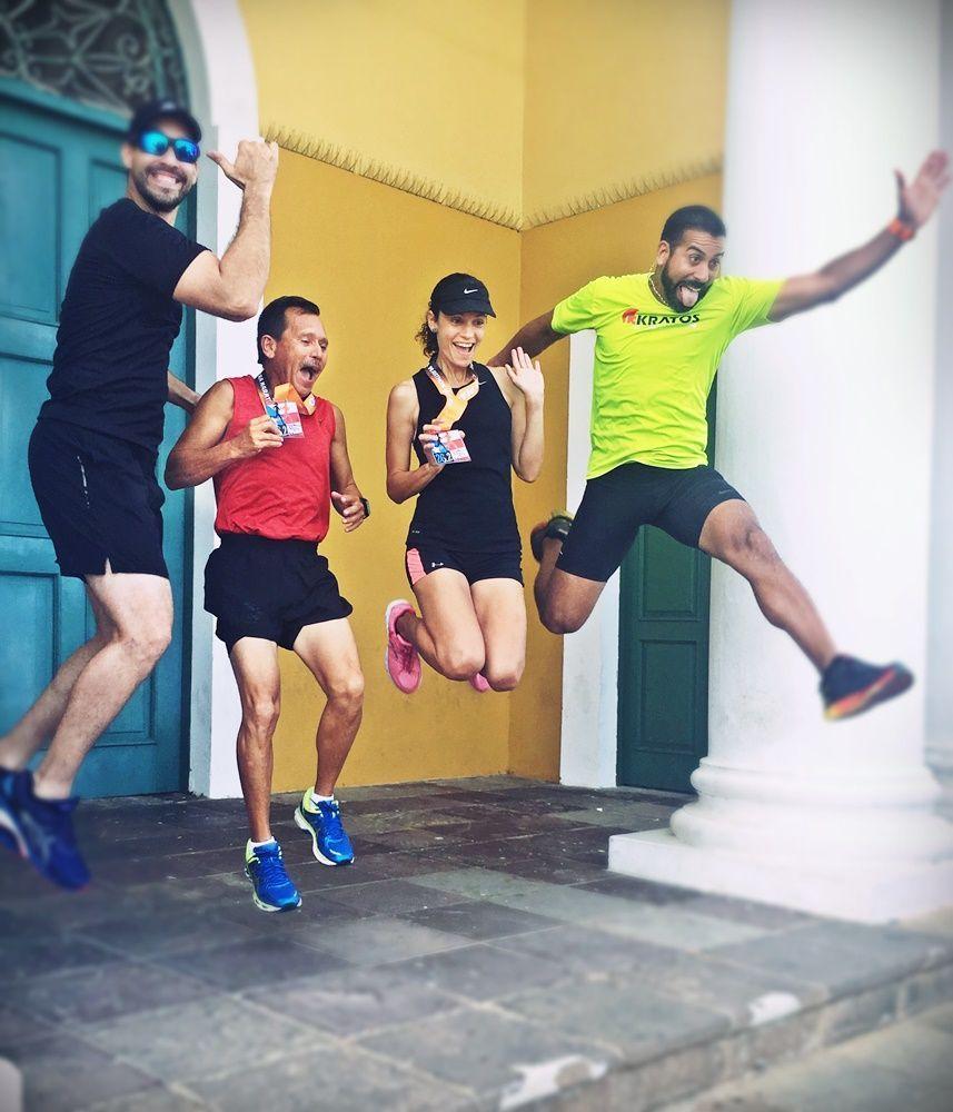 mágica amistad ultramaratón