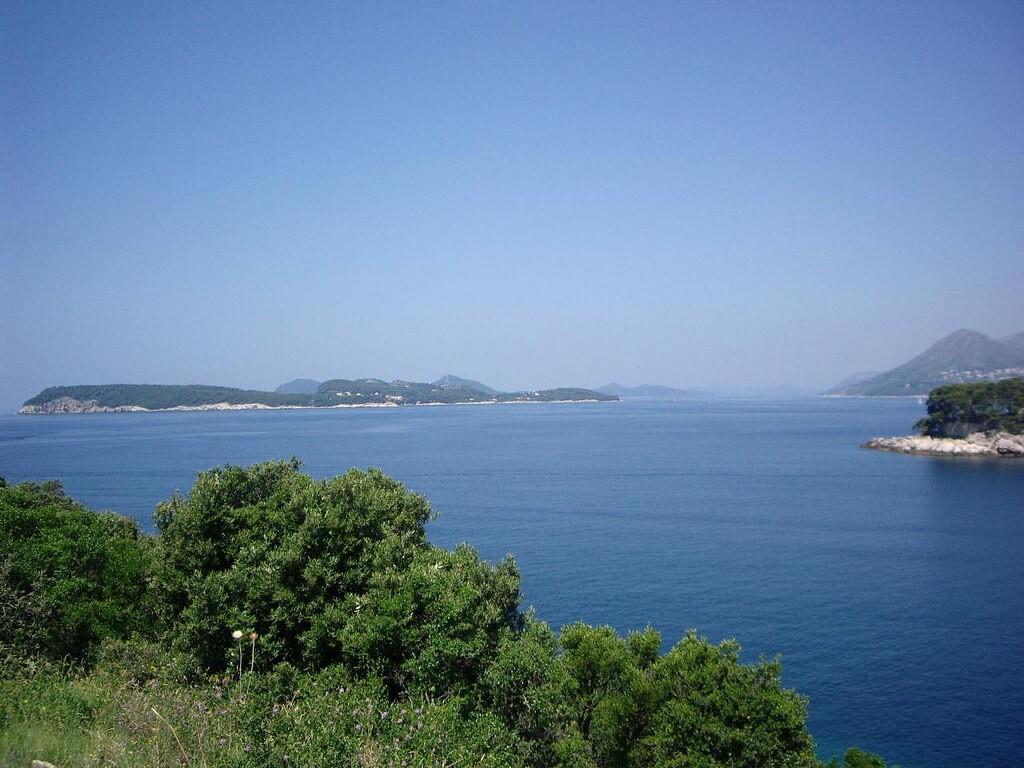 que ver cerca de dubrovnik Islas Elafiti
