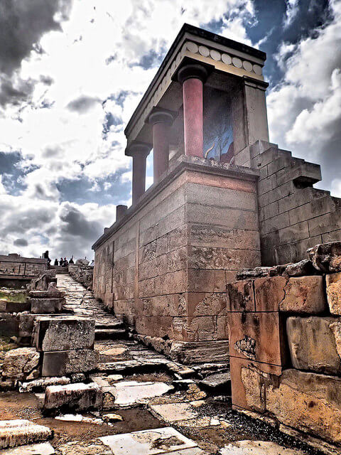 Excursiones en creta Knossos