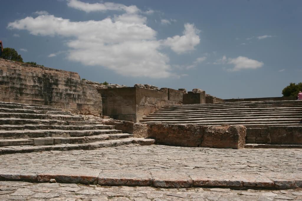 ruinas de festos