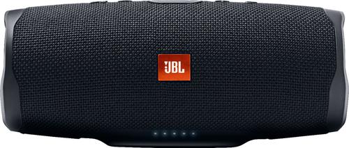 JBL - Charge 4 Portable Bluetooth Speaker - Midnight Black