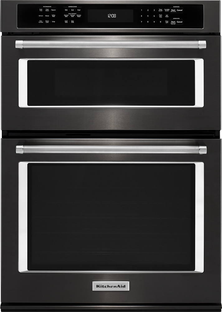 KitchenAid 30 Single Electric Convection Wall Oven With