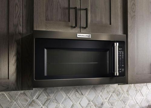 KitchenAid 20 Cu Ft Over The Range Microwave With