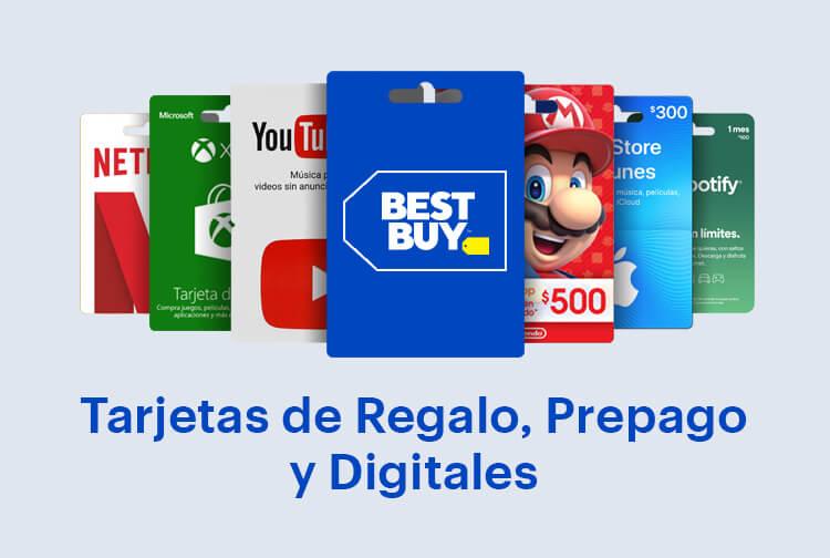 Tarjetas Prepago de Regalo   Best Buy