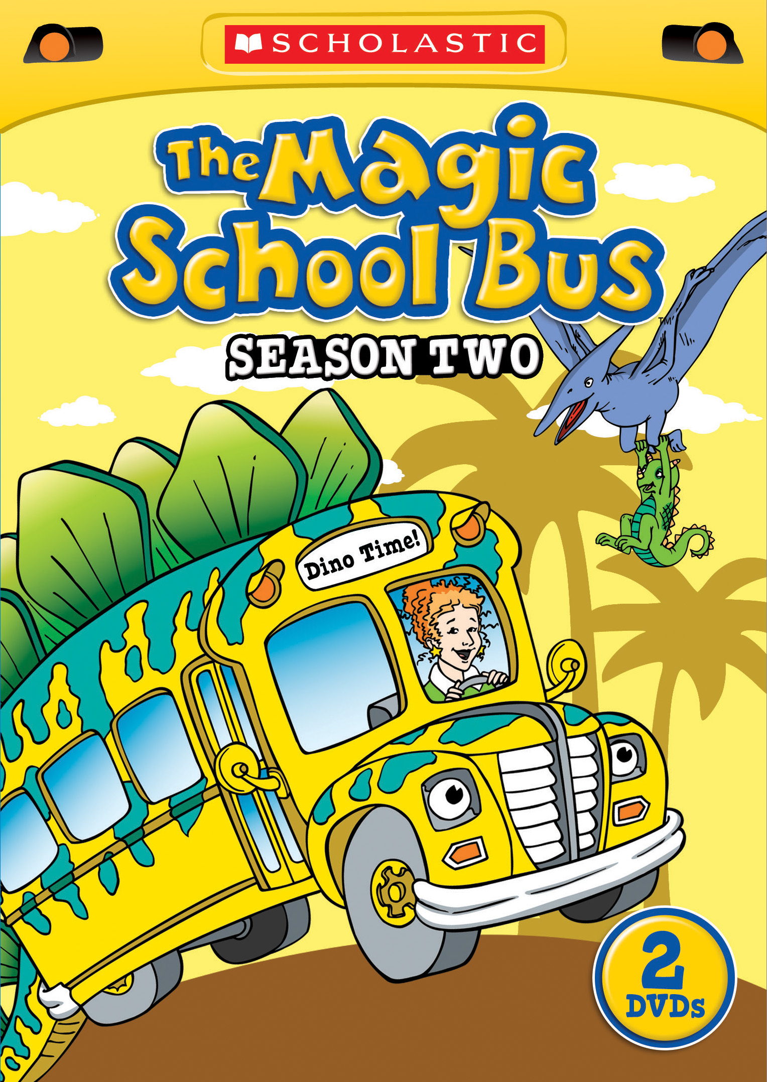 The Magic School Bus Season 2 2 Discs Dvd