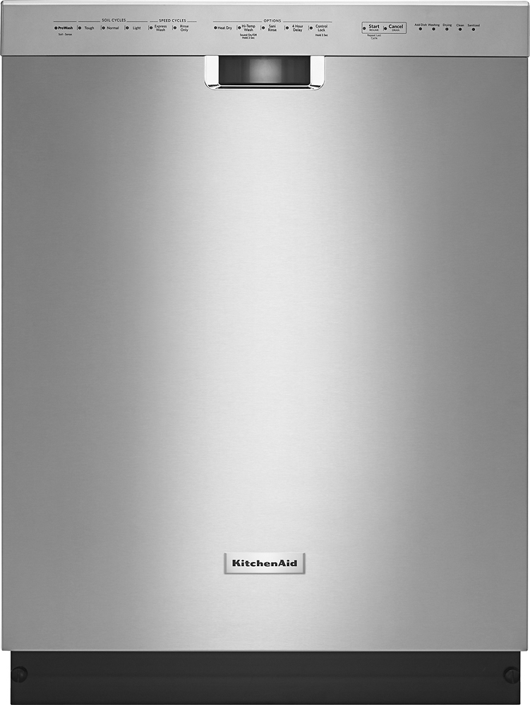 Customer Reviews Kitchenaid 24 Built In Dishwasher With