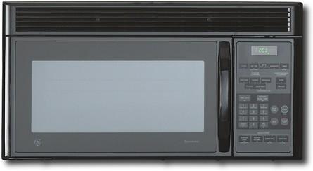 ge spacemaker microwave black jvm1650bb