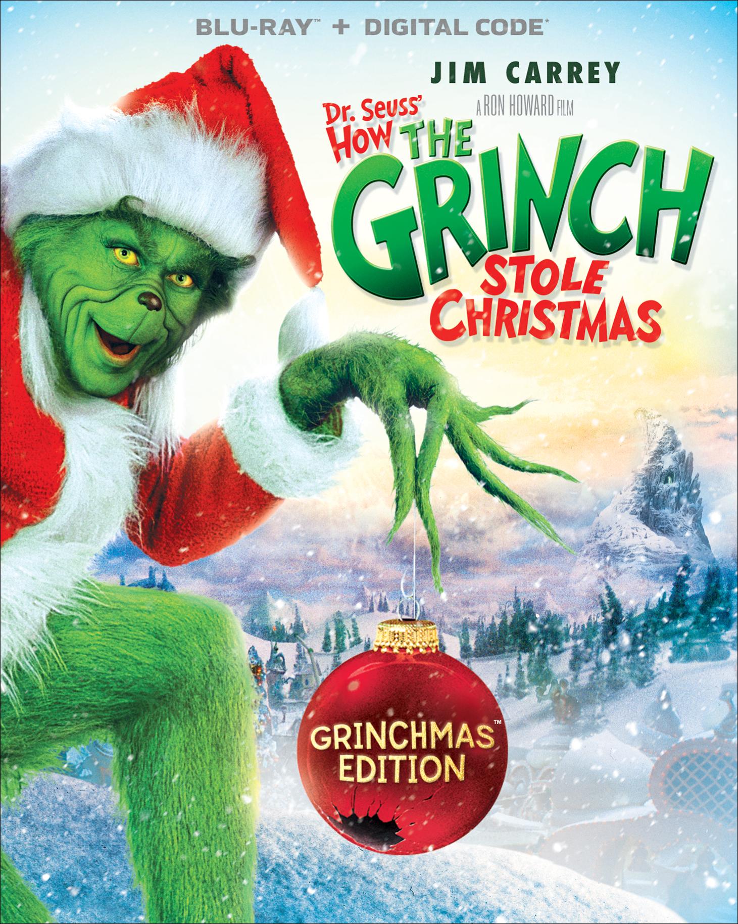 Dr Seuss How The Grinch Stole Christmas Grinchmas