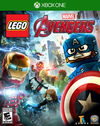 LEGO Marvel s Avengers   Xbox One   Best Buy LEGO Marvel s Avengers   Xbox One   Larger Front