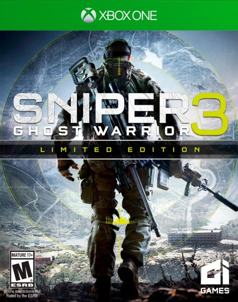Sniper  Ghost Warrior 3 Season Pass Edition   Xbox One   Best Buy Sniper  Ghost Warrior 3 Season Pass Edition   Xbox One   Front Zoom
