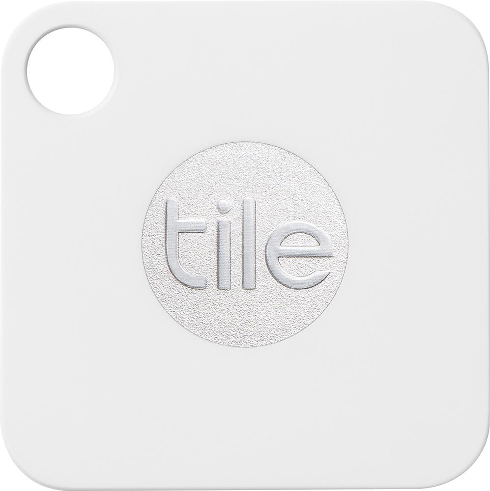 tile mate item tracker white