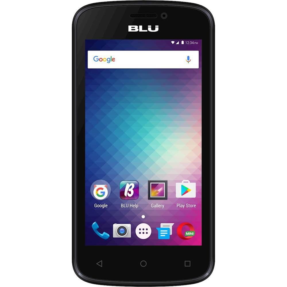 Best Buy BLU Advance 40M With 4GB Memory Cell Phone