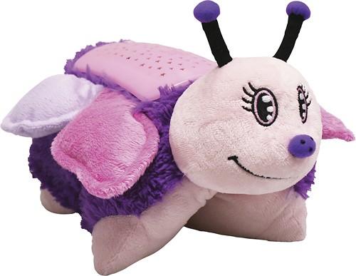 pillow pets dream lites butterfly night light