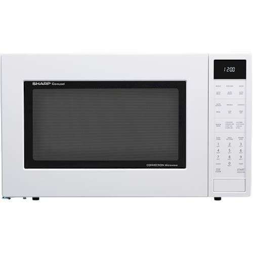 white countertop microwaves best buy
