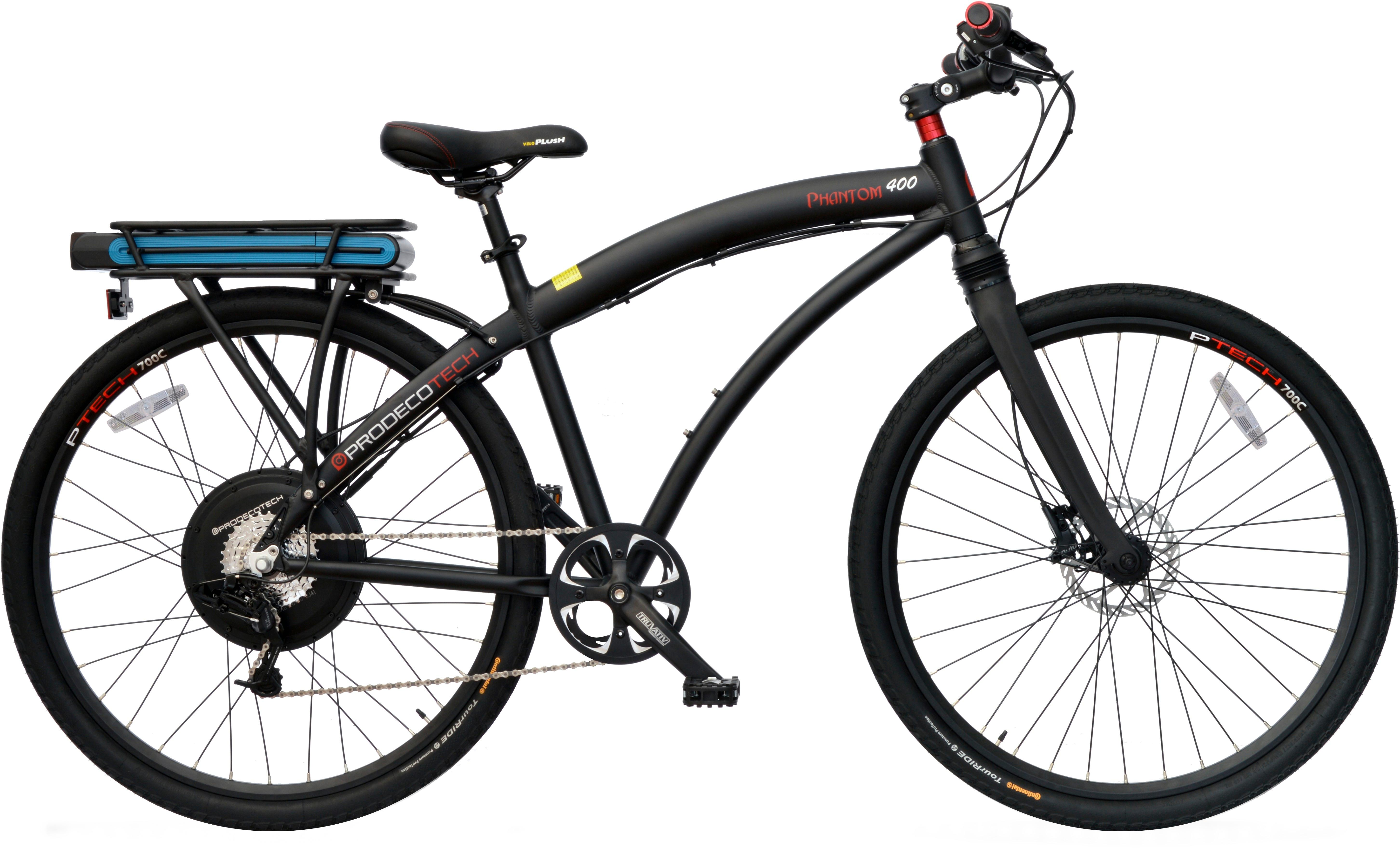 Prodecotech Phantom 400 Monoshock Electric Bike Matte
