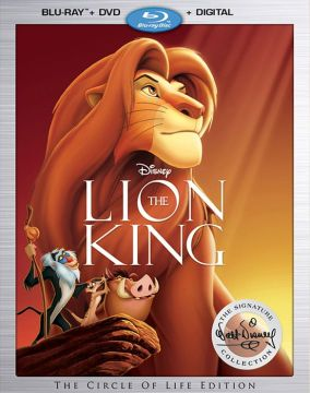 Coco  Includes Digital Copy   Blu ray DVD   Enhanced Widescreen for     The Lion King  The Walt Disney Signature Collection  Include Digital Copy    Blu