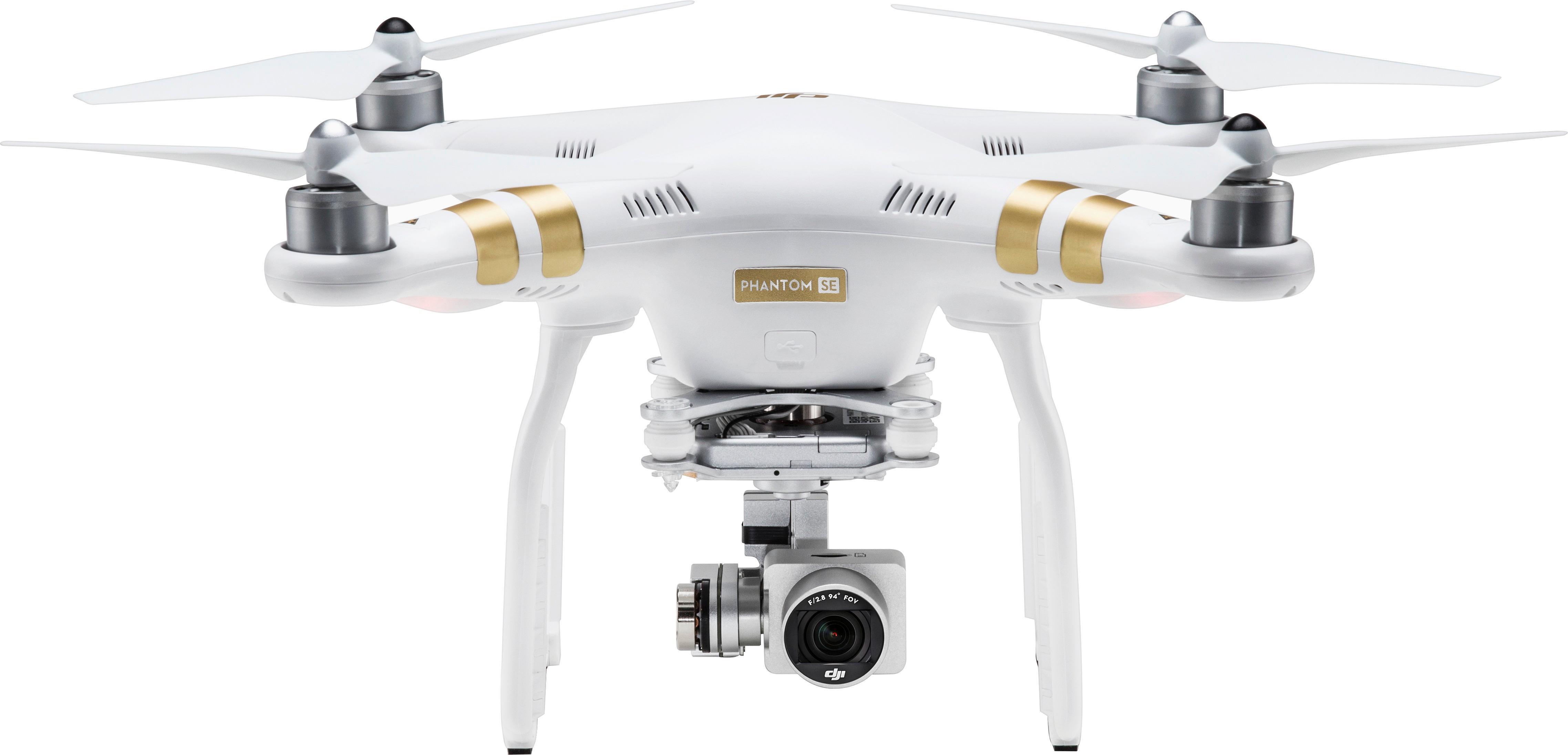 Best Buy Dji Phantom 3 Se Quadcopter White And Yellow Cp Pt 000711
