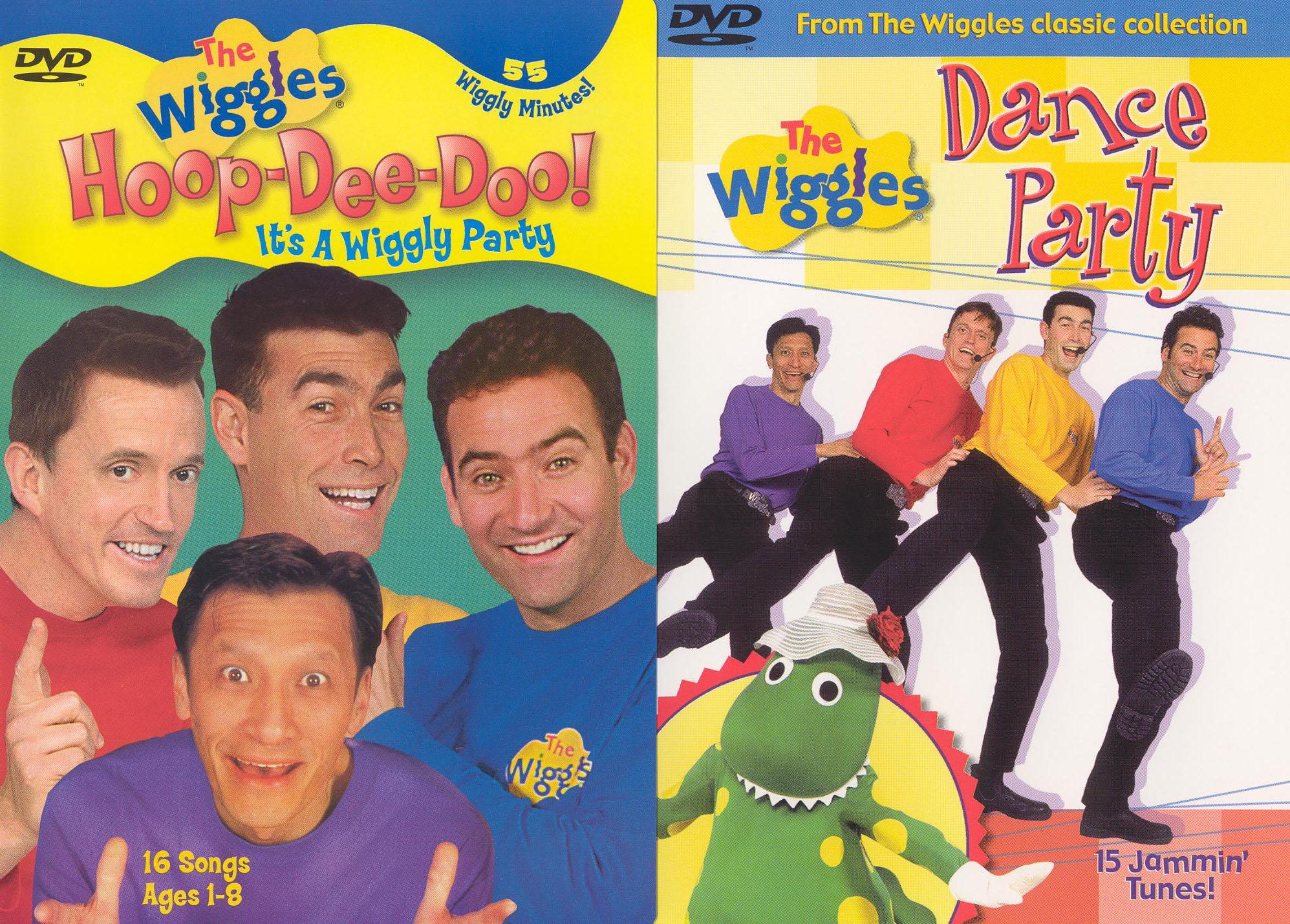 Wiggly Doo Wiggles Doo Wiggles Party Dee Hoop Dee Hoop Party Wiggly S It Its