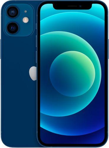 Apple - iPhone 12 mini 5G 256GB - Blue (AT&T)