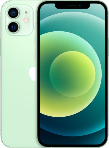 Apple - iPhone 12 5G 256GB - Green (AT&T)